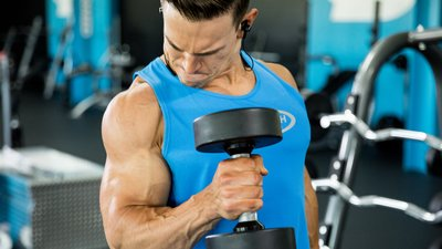 Get The Biceps Pump Of Your Life!
