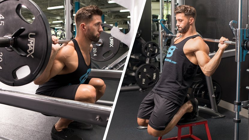 Julian Smith S Signature Moves For Legs