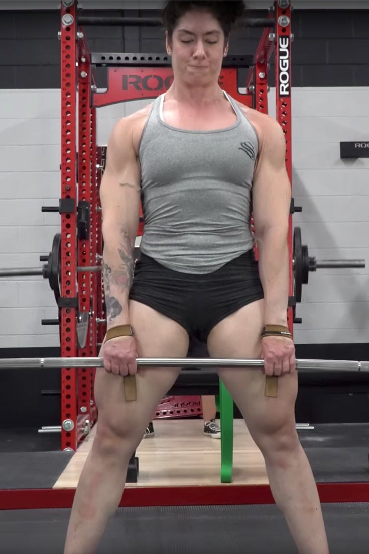 Leg-Day Workout For Aspiring Powerlifters