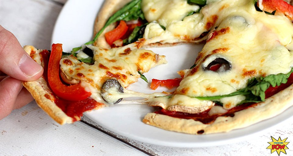 Protein Pizza Crust