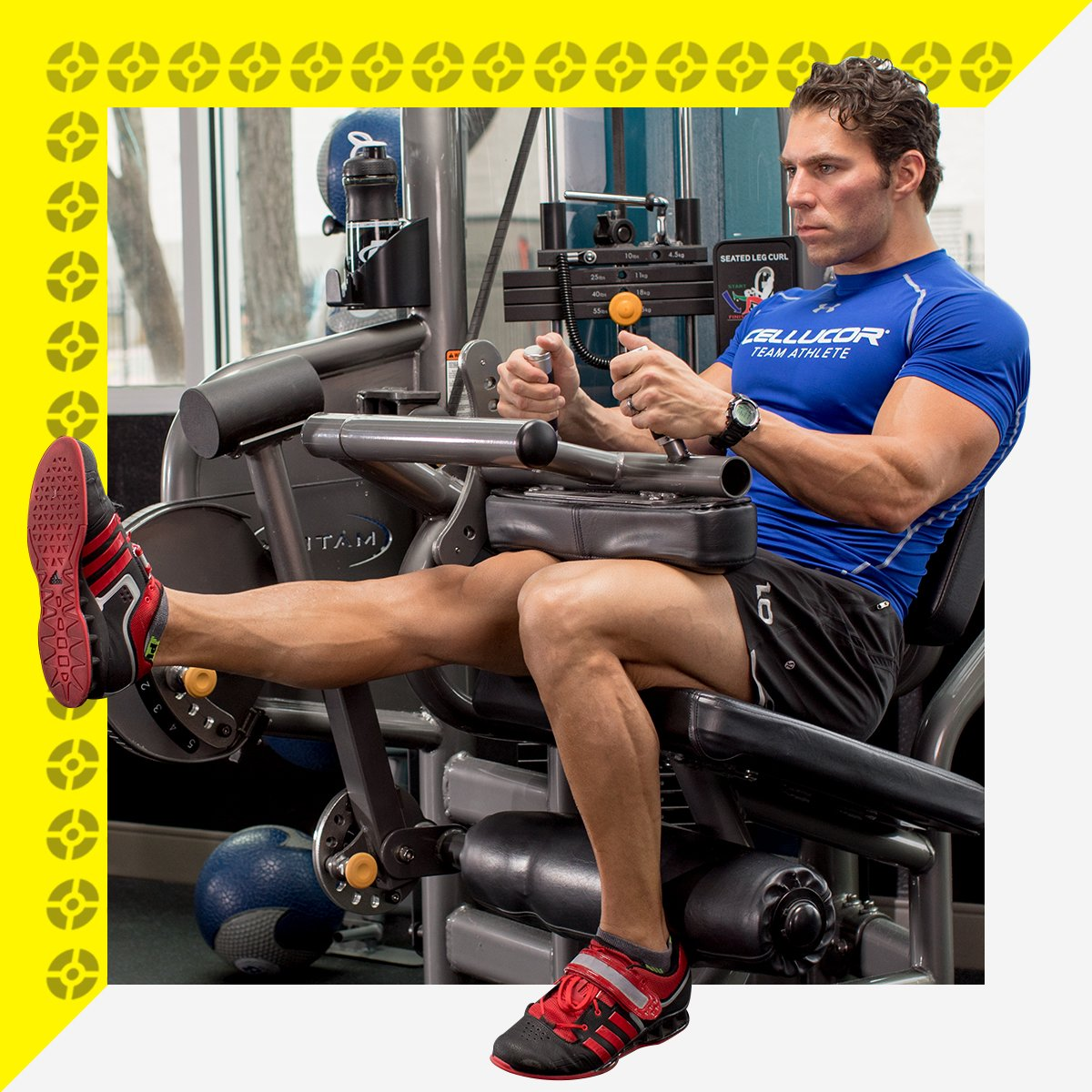 Strong Legs, Big Legs: Build Lower-Body Mass That'll Work For You!