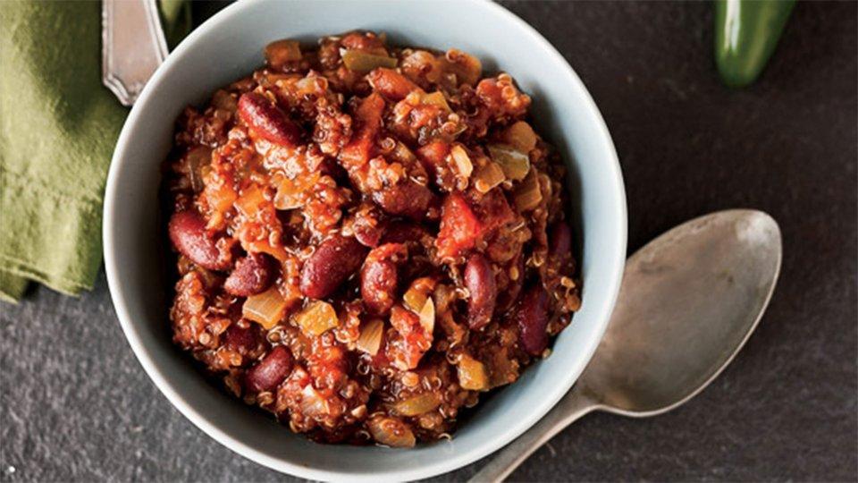 Quinoa And Bean Chili