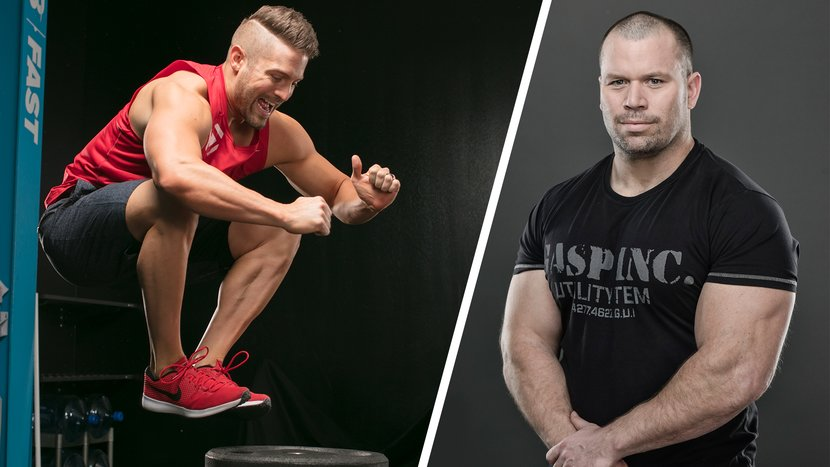 Ask The Super Strong Guy: Should I Add Jumping to My Powerlift Training?