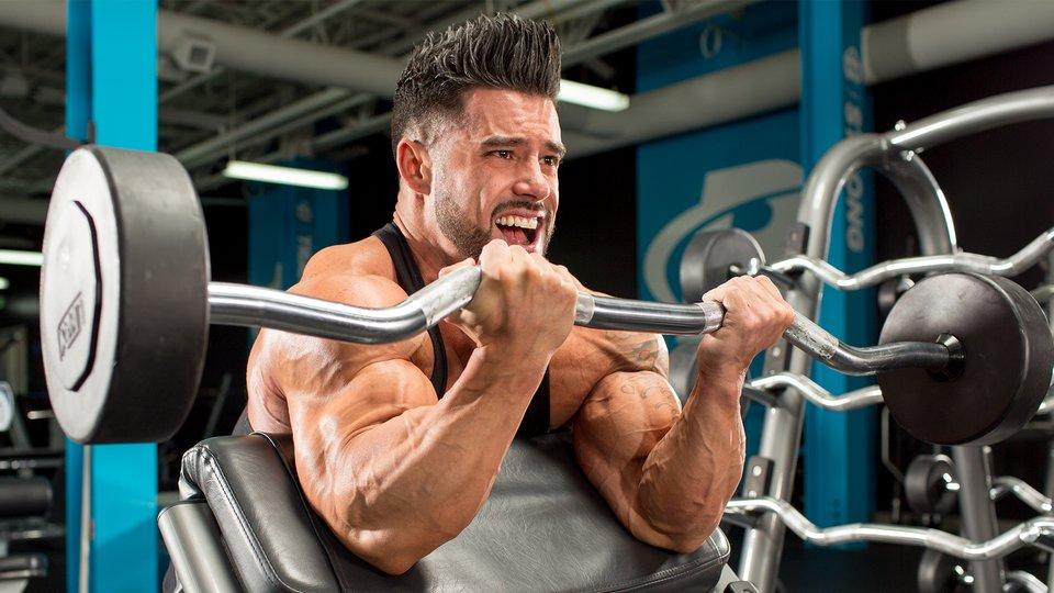 The Arm Workout You'll Feel 'Till Next Week