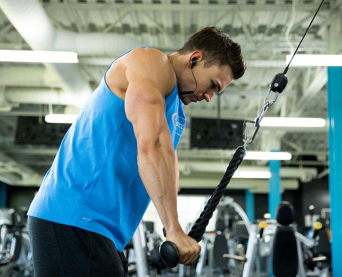 O exercício do braço que você sente até a próxima semana
