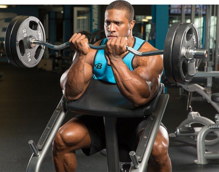 The Arm Workout You'll Feel 'Till Next Week | Bodybuilding com