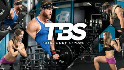 Total-Body Strong: 8-Week Full-Body Muscle and Strength Plan