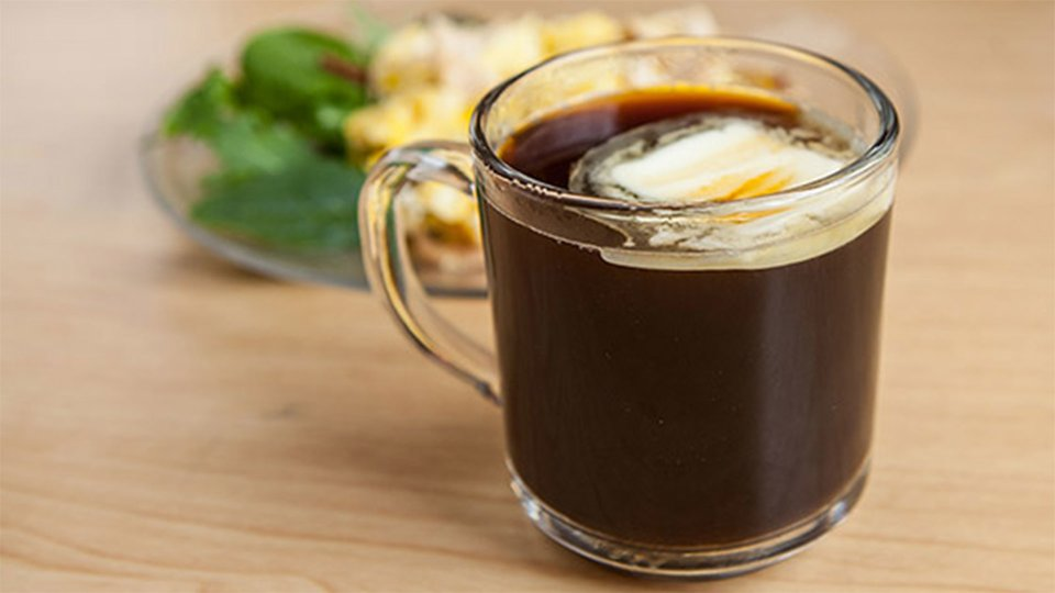 Vanilla Butter Coffee