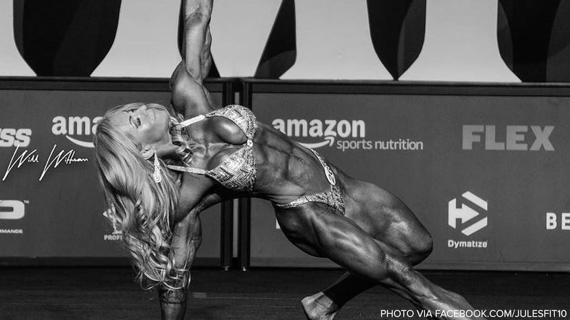 Women's Physique Star Juliana Malacarne: Will She Defend Her Olympia Title In 2018?