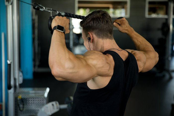 Don't Skip the Rear Delts!