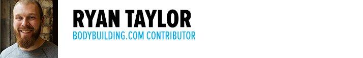 Ryan Taylor, CSCS