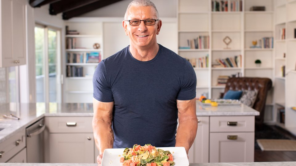 Chef Robert Irvine: Spicy Watermelon Salad