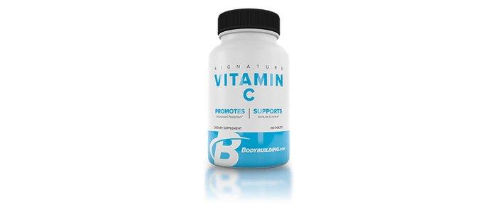 Bodybuilding.com Signature Vitamin C