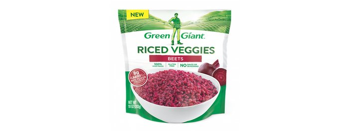 Giant Riced Beets
