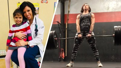 Jessica White, M.D.: Life-Saving Physician Hones a Killer Physique