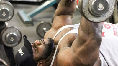 Monster Triceps Thrash With IFBB Pro Akim Williams