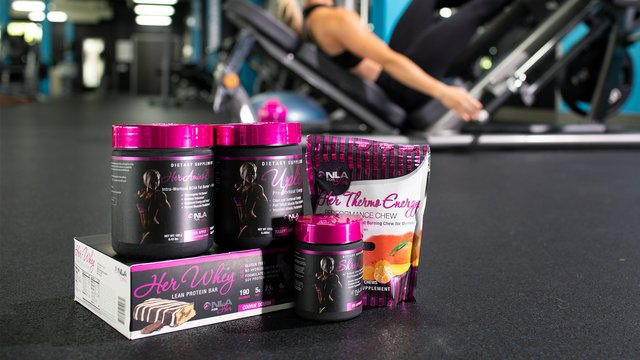Supplement Company of the Month: NLA for Her