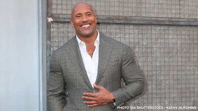 This is The Rock's New Workout Playlist. Nuff Said.