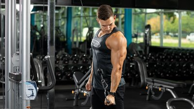Total Triceps Development In One Workout