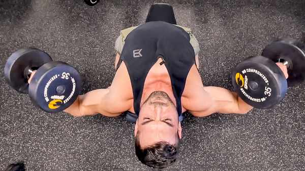 V-Taper Chest Workout With Stephen Mass
