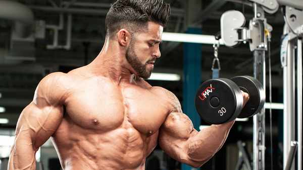 4 Musts To Maximize Biceps Growth