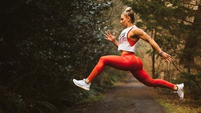 A Better Way To Train: Kaisa Keranen Reinvents Fitness