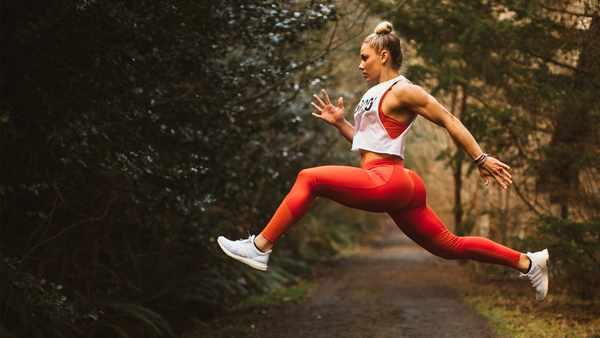 A Better Way To Train: Kaisa Keranen Reinvents Fitness