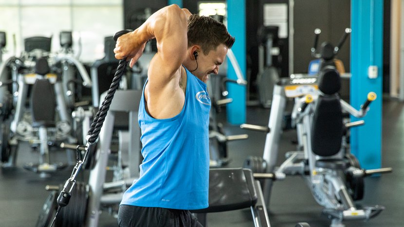 A Short Workout for Your Triceps Long Head