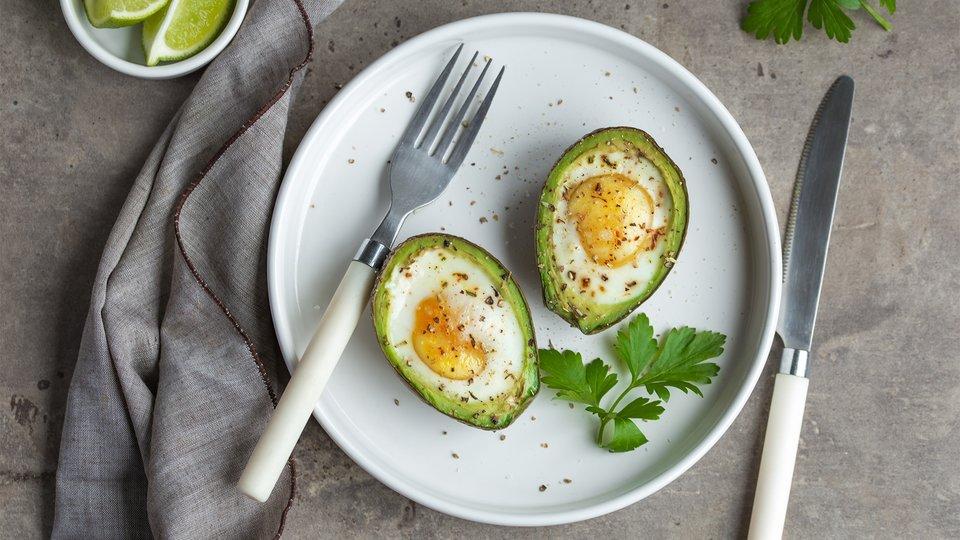 Avocado-Egg Hybrid