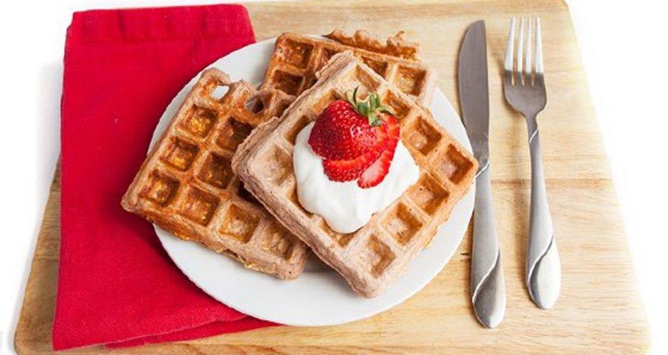 Beast Chocolate Protein Waffle