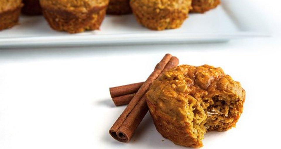 Beast Whey Pumpkin Muffins