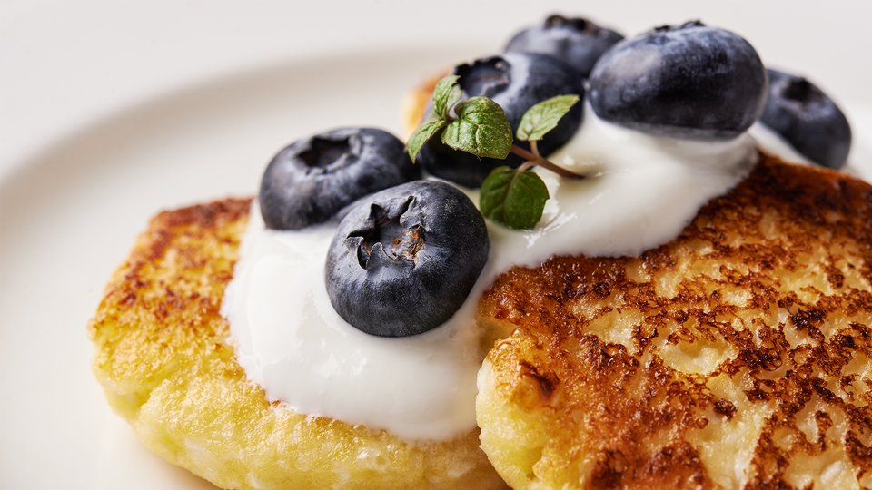 Blueberry And Cottage Cheese Insanity