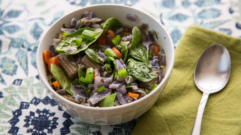 Fat-Burning Veggie Soup