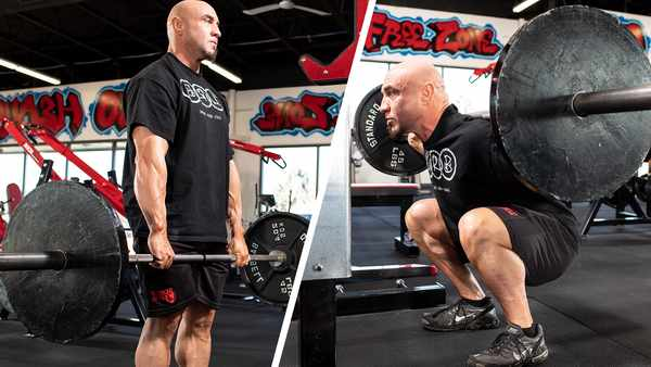 Get Crazy Strong Squatting And Pulling Every Other Week
