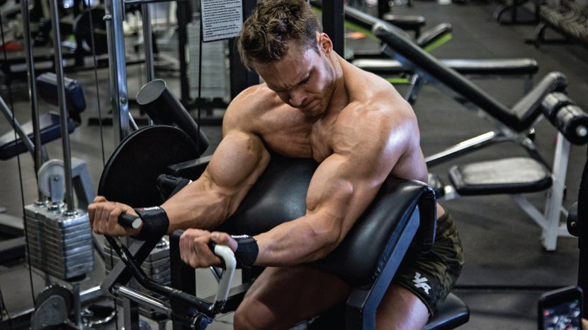 How to Build Biceps Peaks Of Perfection