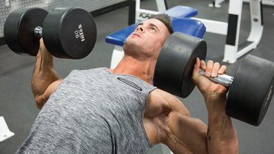 Logan Franklin's Joint-Friendly Chest Workout