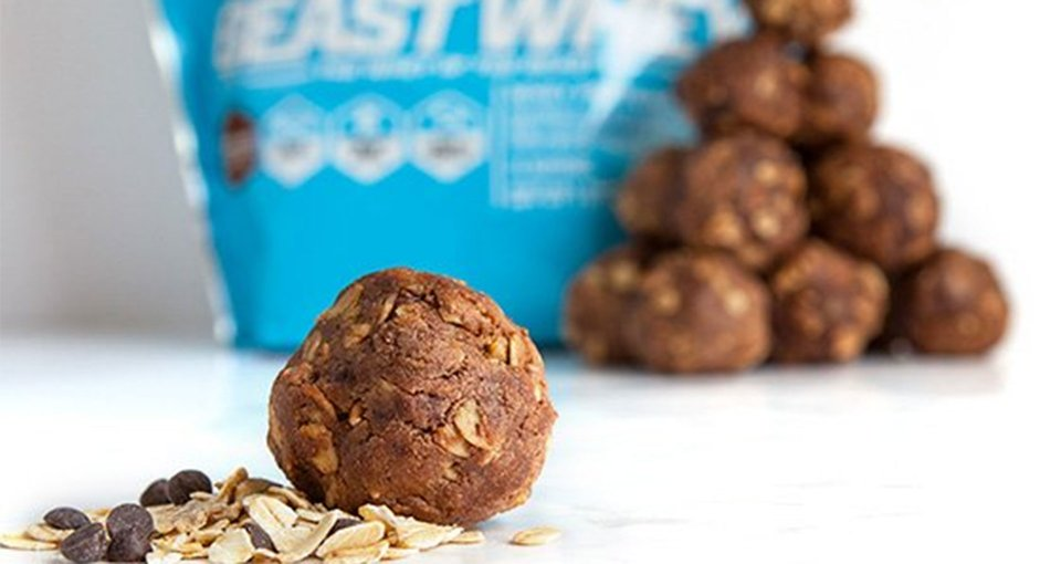 Peanut Butter Protein Drops