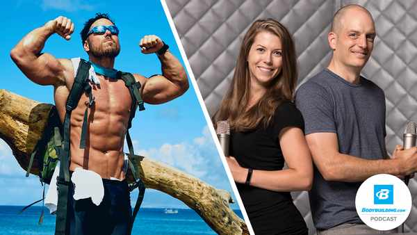 Podcast Episode 44: The World's Fittest Podcast Episode with Ross Edgley