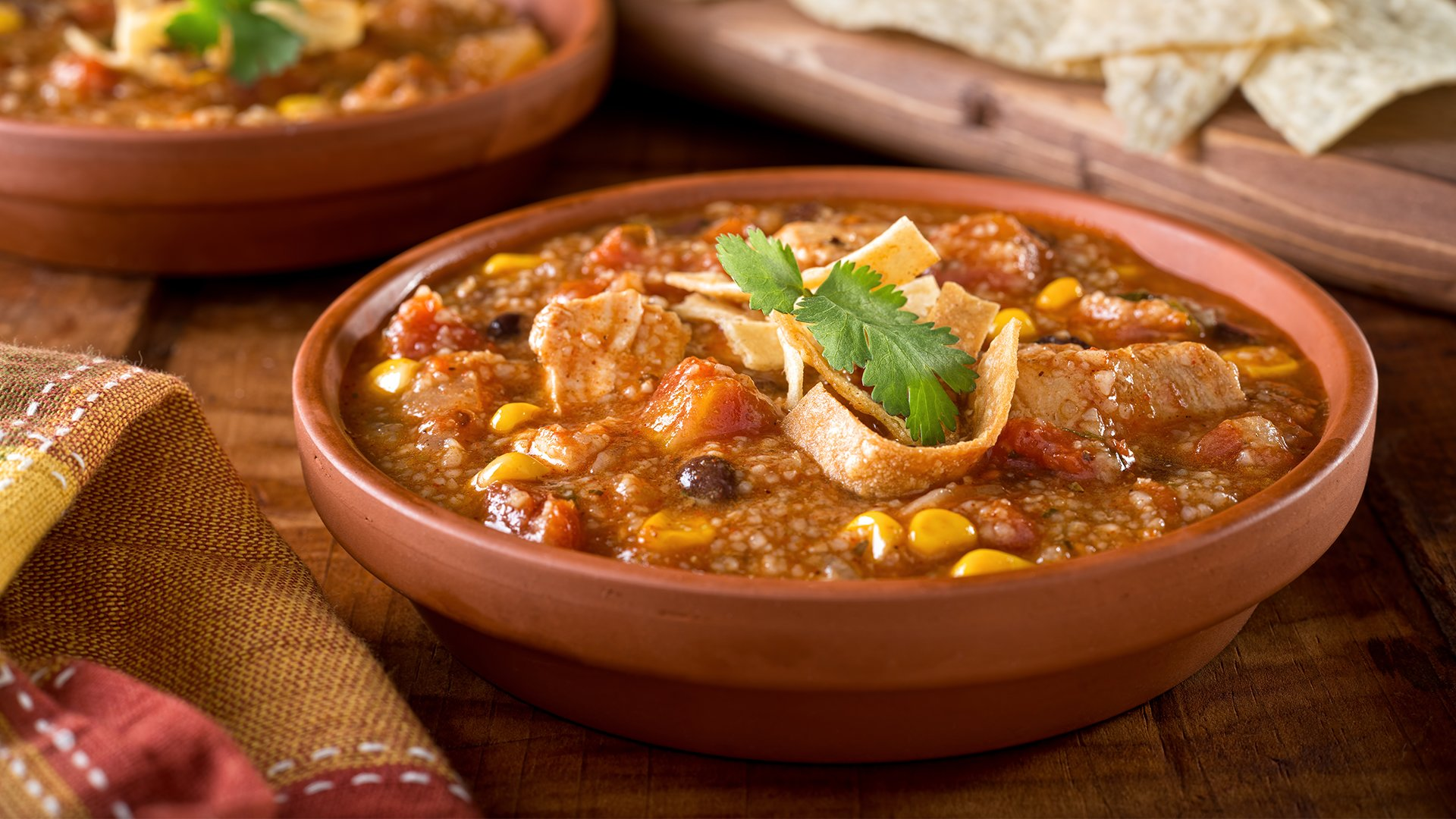 Protein-Packed, Muscle-Building Chili
