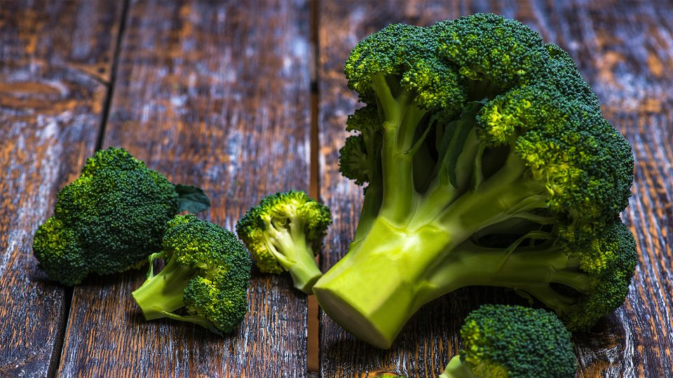 Quick And Easy Zesty Broccoli