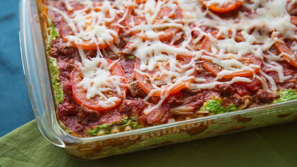 Spinach Gluten-Free Lasagna