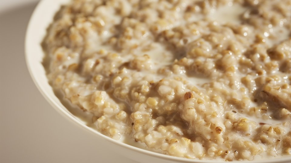 Steel-Cut Oats Foundation Recipe