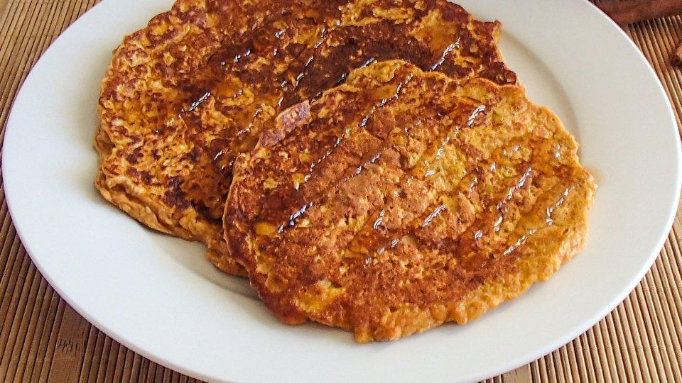 Sweet Potato Pancakes and Waffles