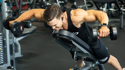 The 3-Move Shoulder Builder