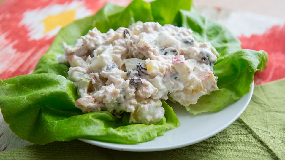 Tuna Fruit Salad