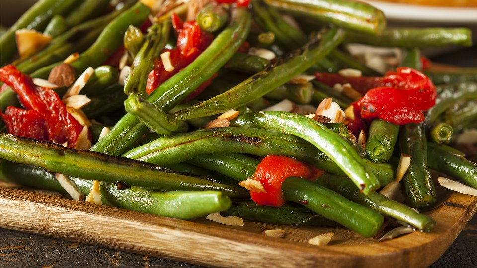 Turn Green Beans For A Side