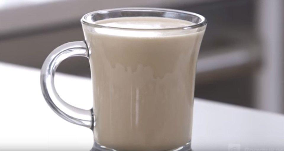 Vanilla Protein Latte