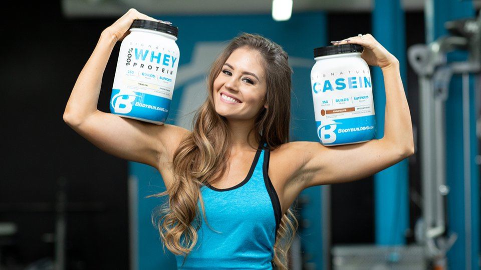 Casein before bed fat loss