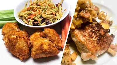 4 Delicious Pro JYM-Infused Dinner Recipes