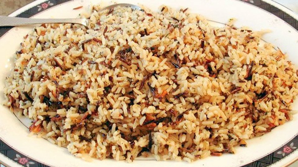 Swap Stuffing For Rice Stuffing
